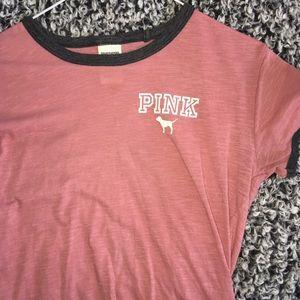 🌟 vs pink ringer tee 🌟